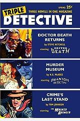 Triple Detective #2 (Spring 1956) Paperback