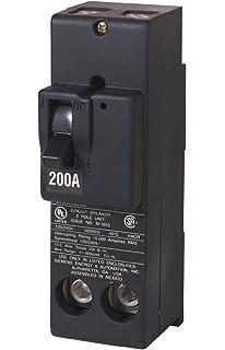 murray mpdrh kaic rated amp plug in breaker magnetic siemens qn2200 200 amp 4 pole 240 volt circuit breaker