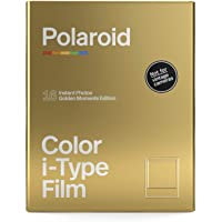 Polaroid i-Type Color Film - Golden Moments Edition Double Pack (16 Photos) (6034)