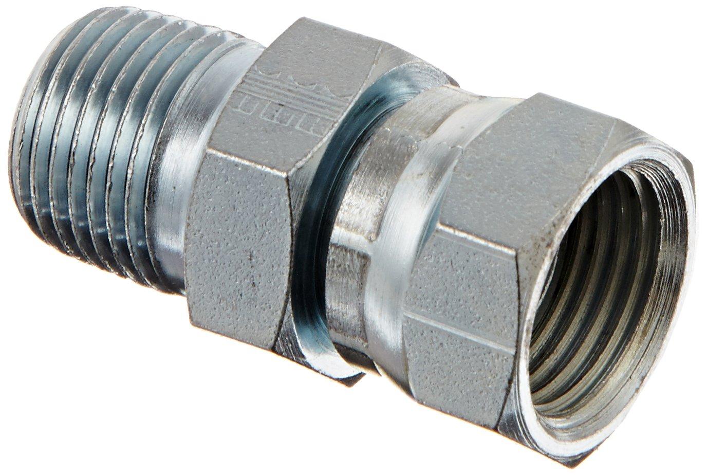 Weatherhead Coll-O-Crimp 08US68 1//2 Hose X 1//2 Hydraulic Fitting