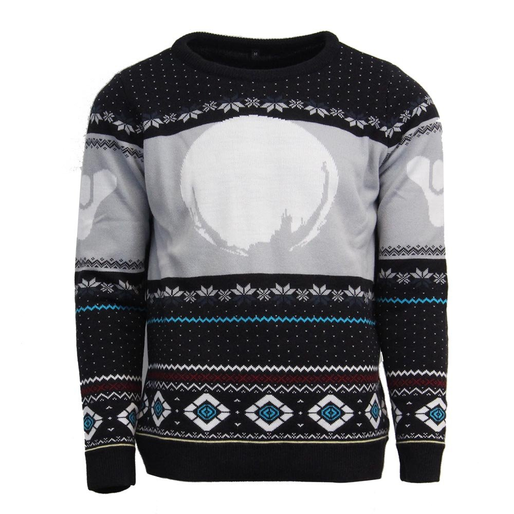 Official Destiny Traveller Christmas Jumper / Ugly Sweater NUMSKULL