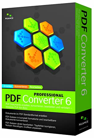 Good price nuance pdf converter professional 6