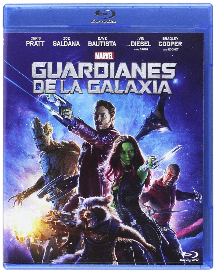 Pack: Guardianes De La Galaxia 1 + Guardianes De La Galaxia 2 Blu ...