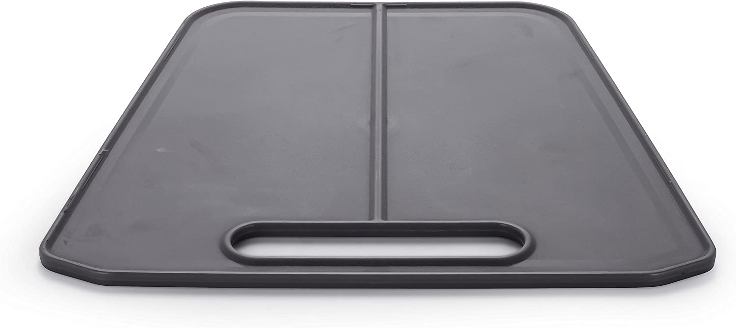 Camco Divider for Currituck Coolers - Fits Into the Channels of Your Currituck Cooler to Organize Cooler Contents | Can Be Used as a Cutting Board -30 Qt. (51792)