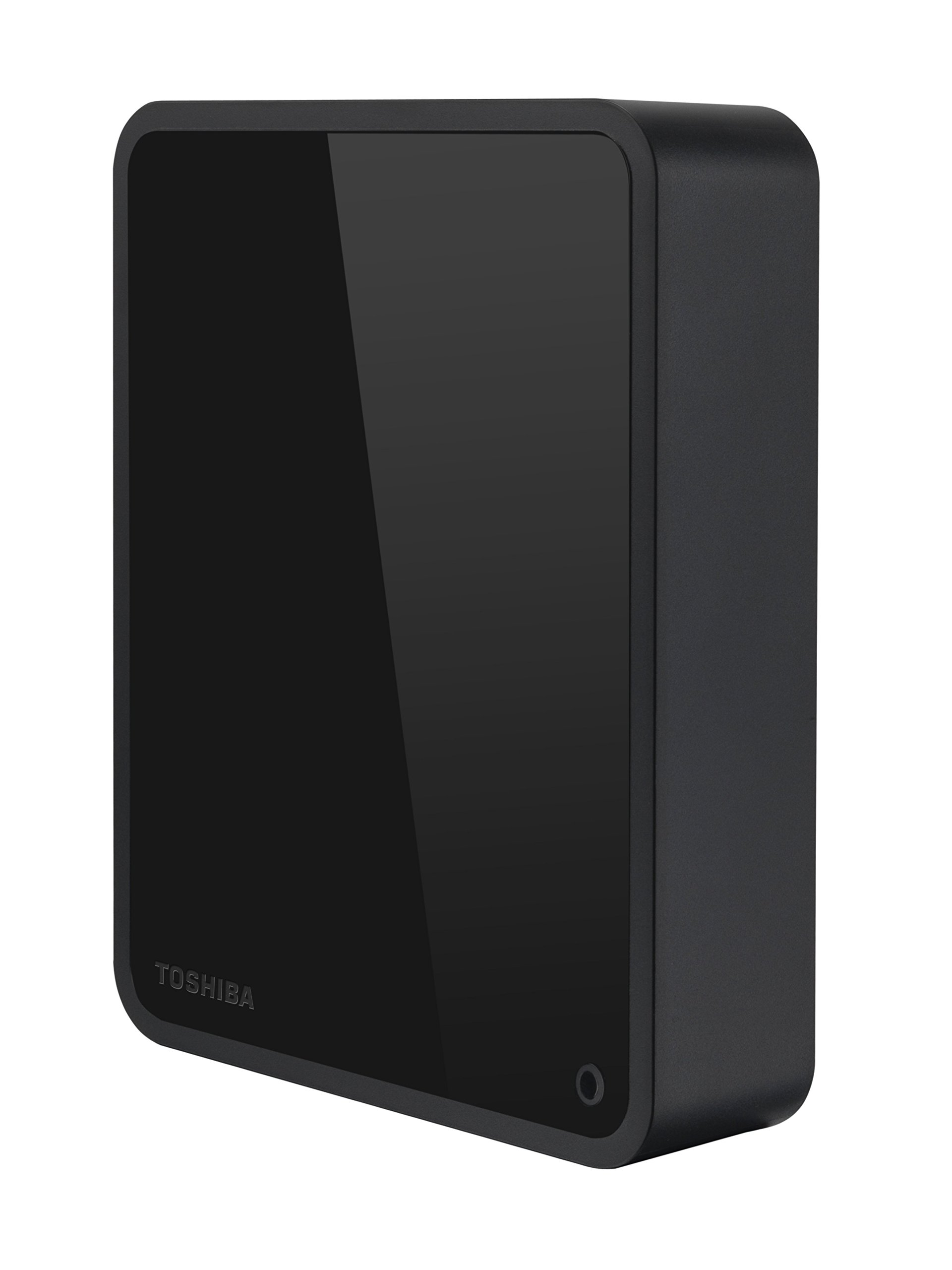 Toshiba Canvio for Desktop 4TB External Hard Drive (HDWC340XK3J1)