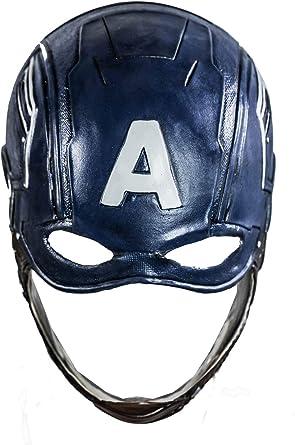 Nexthops Máscara de Capitán América Casco Captain America Helmet ...