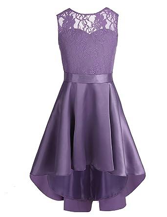 festliche kleider in lila