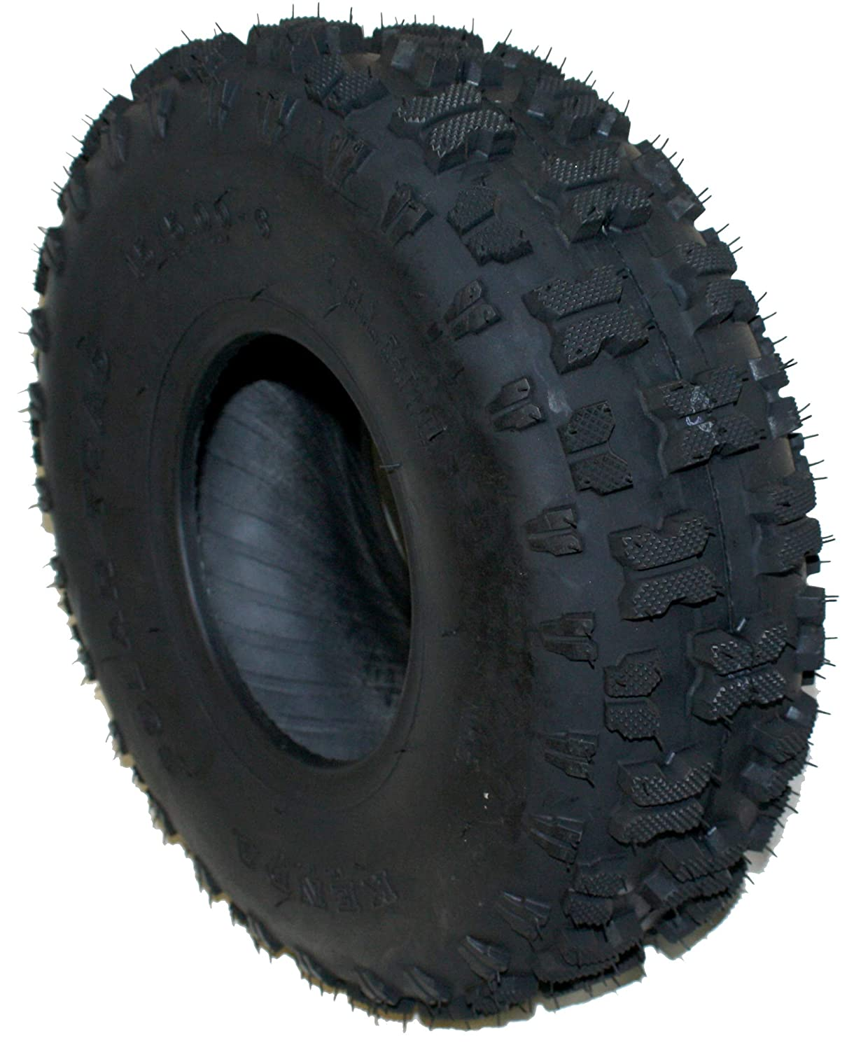 Kenda Polar Trac Snow Tire: 15X5.00-6 - 2 Ply Tire Tubeless
