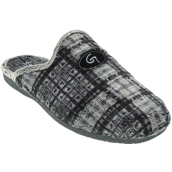 GARZÓN. Zapatilla Chinela de Casa Invierno para Hombre - Modelo 6001.292: Amazon.es: Zapatos y complementos