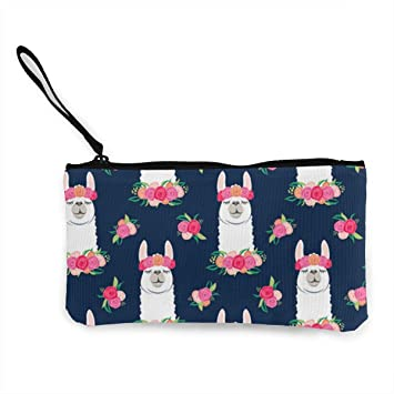 TLDRZD - Monedero para Mujer y niña, diseño de Flores y ...