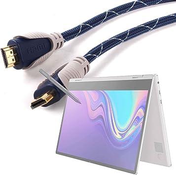 DURAGADGET Cable HDMI De Audio Y Vídeo para Portátil Samsung Notebook Flash: Amazon.es: Electrónica