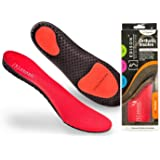 Edison Elite XXII Elite Podiatry® ArchCrossX Arch-support orthotic insoles For heel pain, plantar fasciitis, knee and backpain insoles!