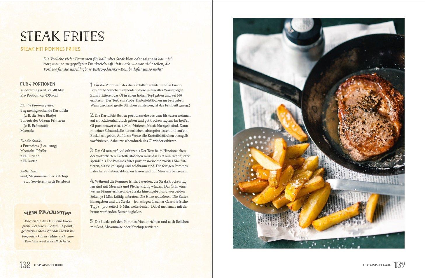 Meine fabelhafte Bistro-Küche: Klassische und neue Rezepte mit O là ...