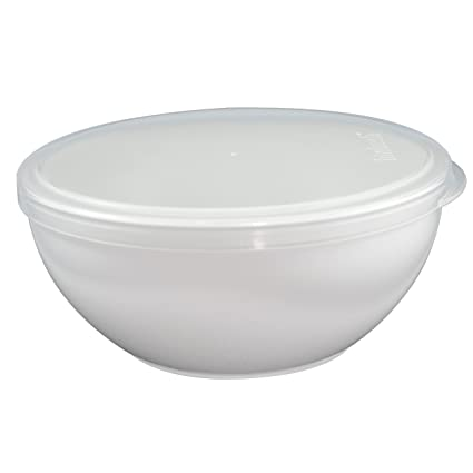 Brand-new Amazon.com | Fit & Fresh 10 Cup Freezable Serving Bowl with Lid  JV34