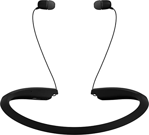 LG Tone Flex HBS-XL7 Bluetooth Wireless Stereo Neckband Earbuds with 32-Bit HiFi DAC Tune