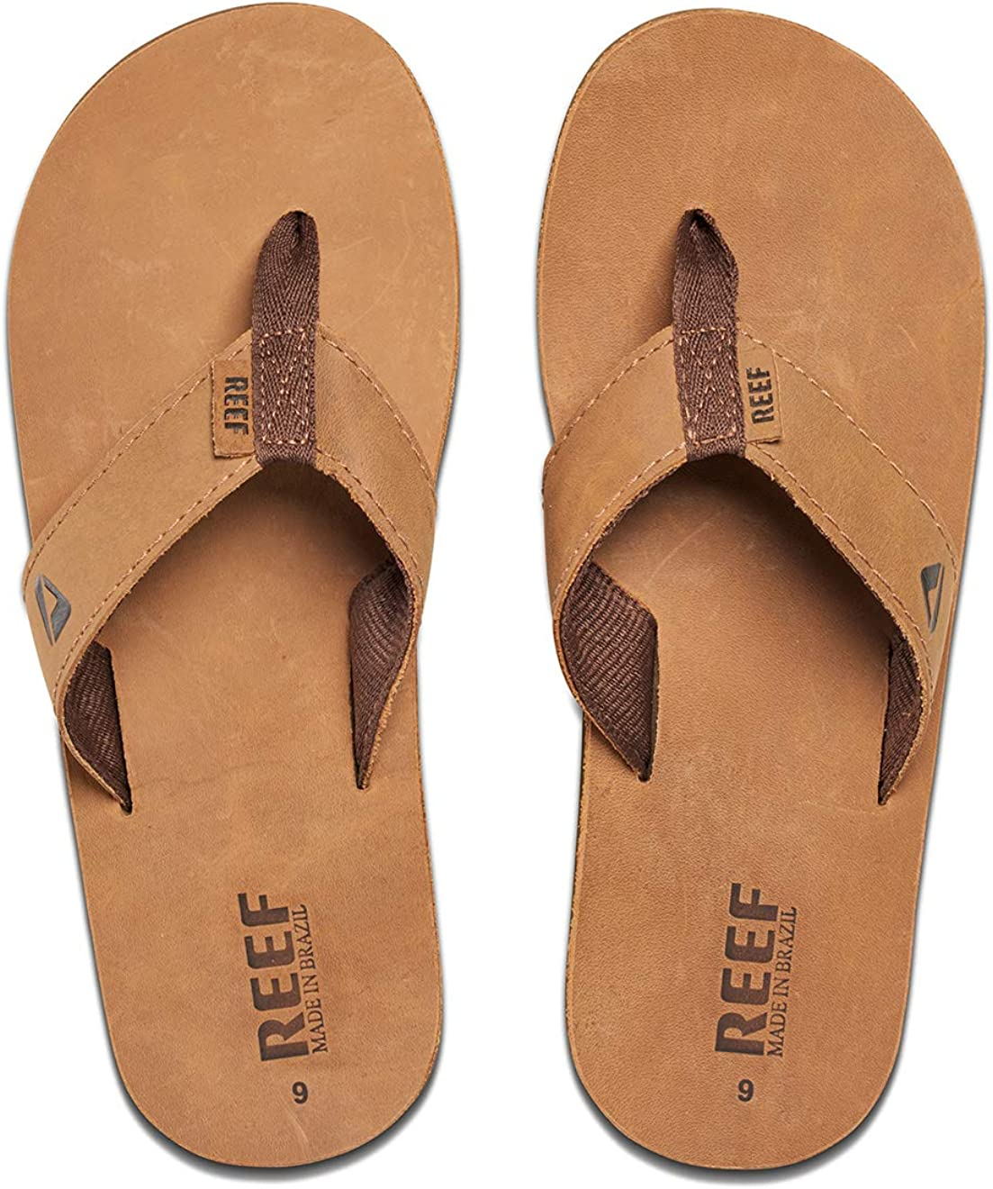 Reef Men's Leather Smoothy Sandal
