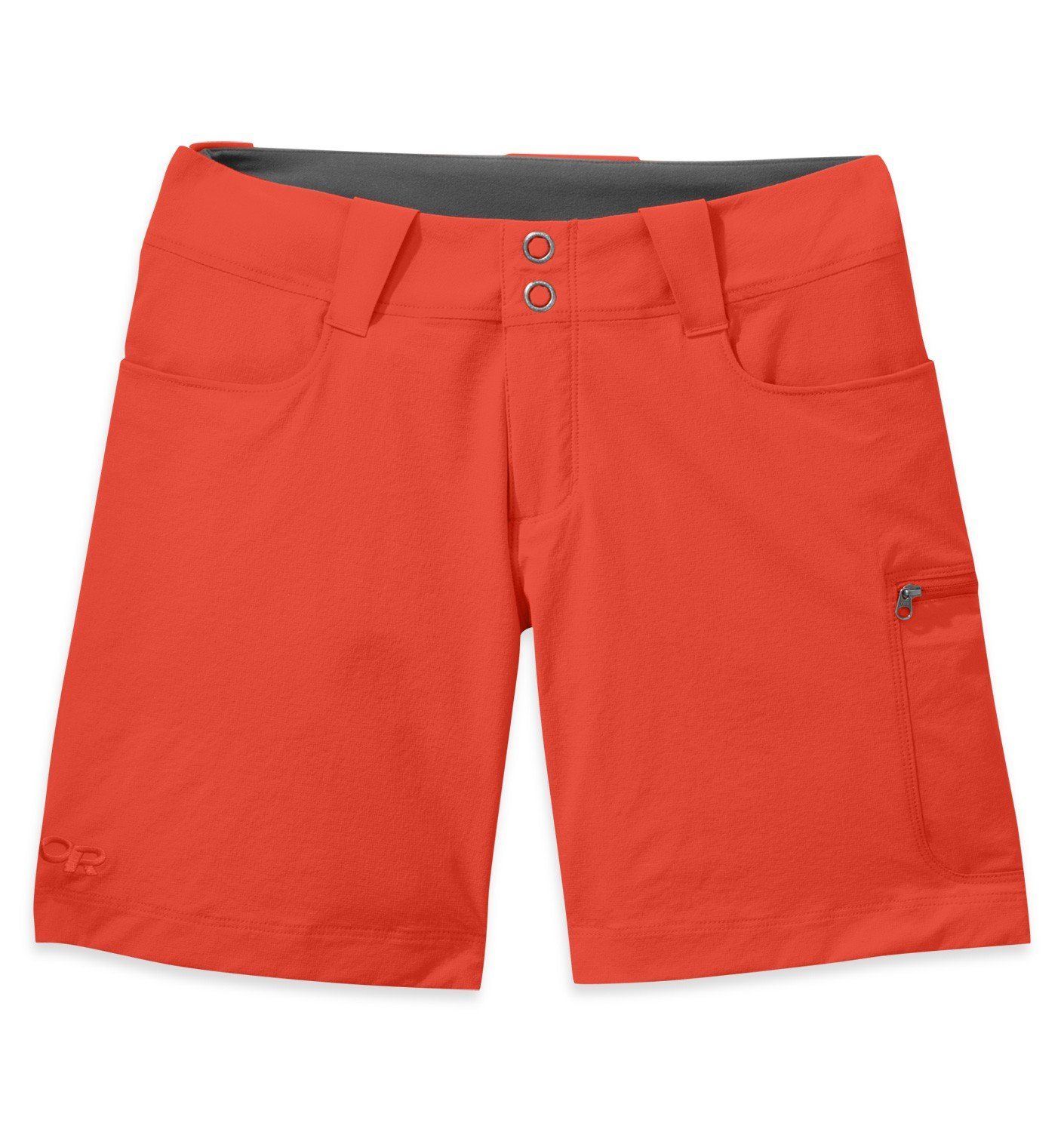 Outdoor Research Women's Ferrosi Summit 7'' Shorts, Paprika, 8