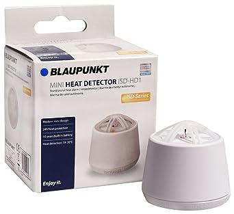 Blaupunkt Security - Detectores de Peligro autónomos (humo, calor, agua, presencia)