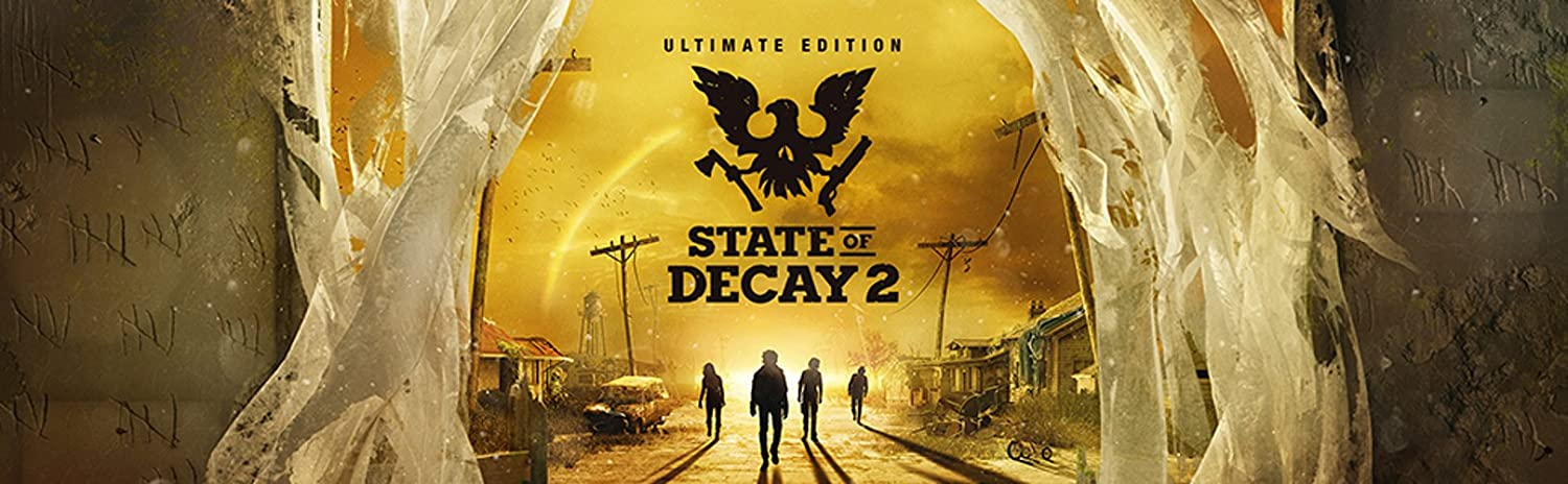 State of Decay 2- Ultimate Edition - Xbox One [Importación alemana ...