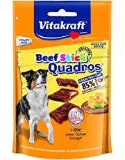 Vitakraft Quadros Viande/Fromage Friandise pour Chien 70 g