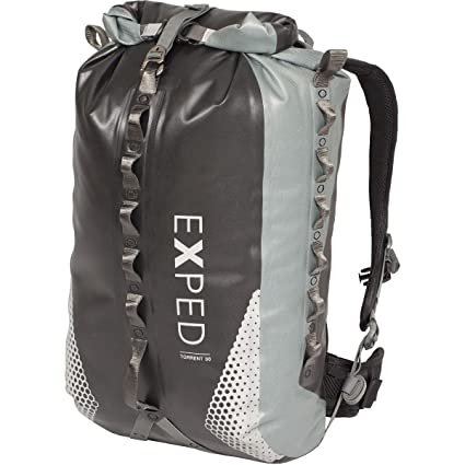 8a0c58bbc3a1 Amazon.com   Exped Torrent 30 Daypack Black   Grey One Size   Sports ...