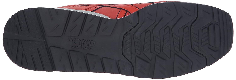 ASICS GT II Retro Sneaker B00ZQ9S28M 10 M US|Chili/Chili