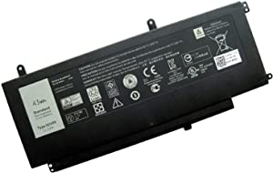 Binger D2VF9 Replacement Laptop Battery Compatible with Dell Inspiron 15 7547 7548 0PXR51 4P8PH G05H0(11.1V 43WH)