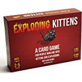 Exploding Kittens: A Card Game About Kittens and Explosions and Sometimes Goats [並行輸入品]