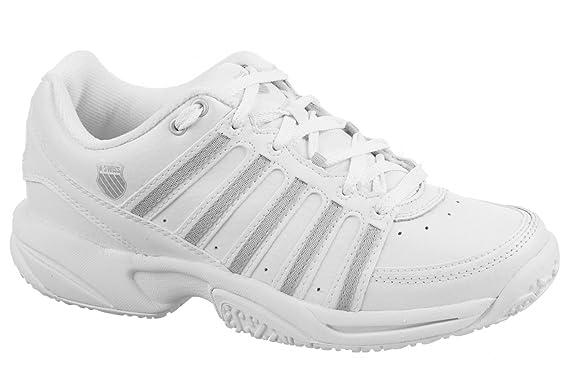 f057f3b1ad5c K-Swiss Vibrant IV Omni women s tennis shoes White Size  3 UK ...