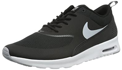 reputable site ae921 6827c NikeAir Max Thea - Zapatillas de Running Mujer, Negro (Black Wolf Grey  Anthracite White), 35.5  Amazon.es  Zapatos y complementos