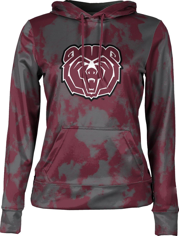 School Spirit Sweatshirt ProSphere Missouri State University Girls Pullover Hoodie Grunge