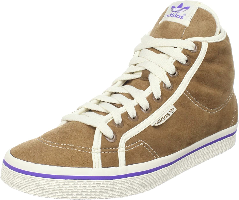 Amazon.com | adidas Originals Women's Honey Mid Sneaker | Fashion Sneakers