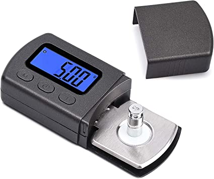 Turntable Stylus Tracking Force Pressure Gauge