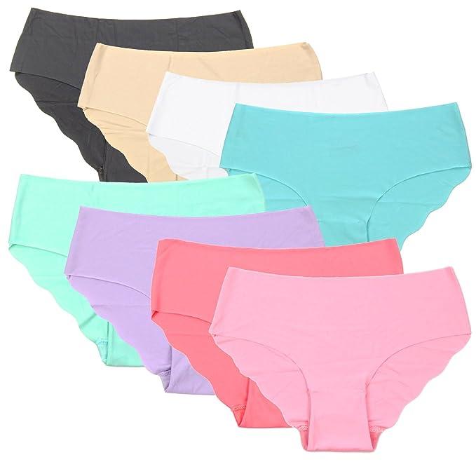 2019 am besten verkaufen neues Erscheinungsbild Entdecken EROSPA® Nahtlose Panties Seamless Damen Frauen Mädchen ...