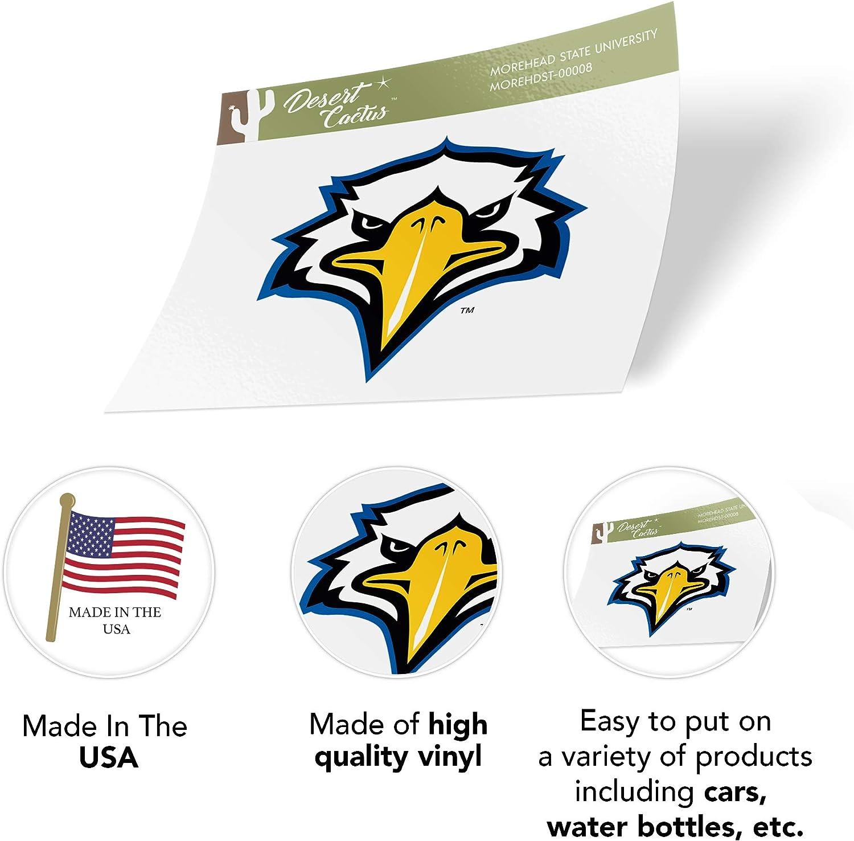 Morehead State University MSU Eagles NCAA Vinyl Decal Laptop Water Bottle Car Scrapbook Sticker - 00008