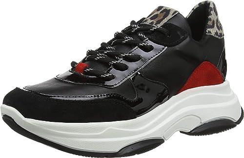 Desviación hidrógeno insalubre  Steve Madden Zela Sneaker, Baskets Femme: Amazon.fr: Chaussures et Sacs