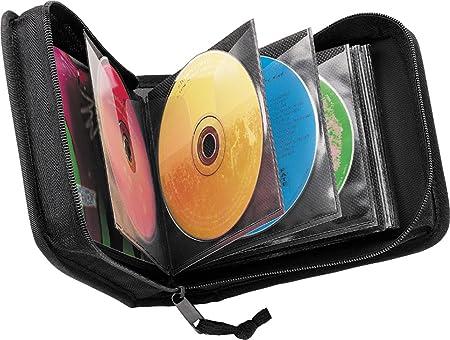 Case Logic CDW16 - Estuche para Almacenamiento de CD: Amazon.es: Electrónica