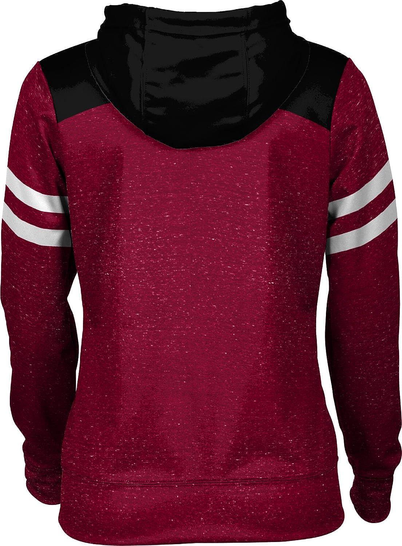 Gameday School Spirit Sweatshirt ProSphere Lafayette College Girls Zipper Hoodie