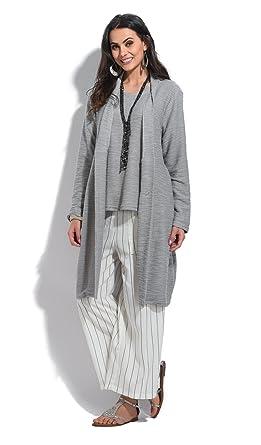 Bella blue - Gilet MAYSSA - Femme  Amazon.fr  Vêtements et accessoires 2d715e8ae5aa