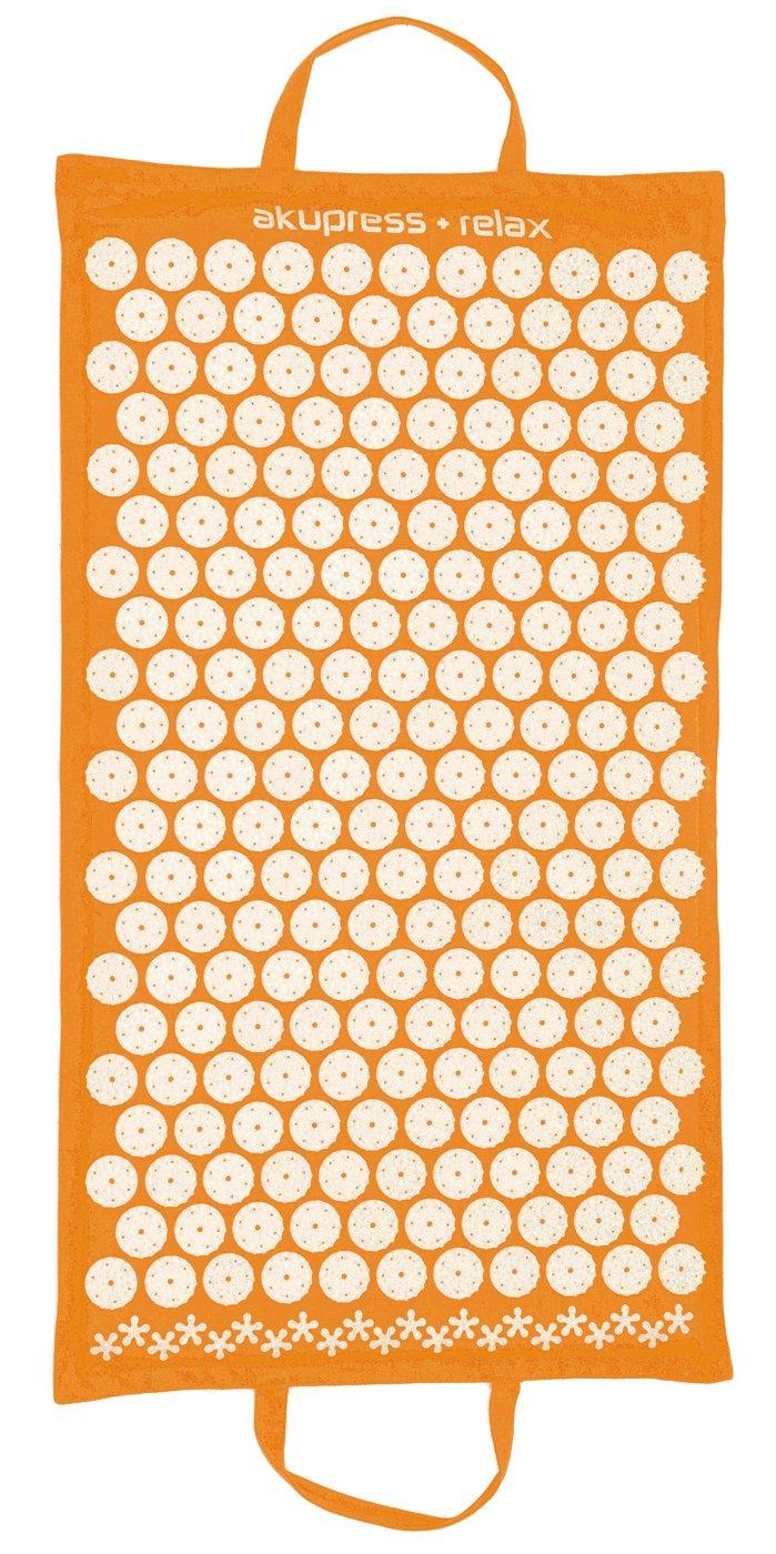Orange Medium Yogistar akupress Relax Tapis D'acupression M