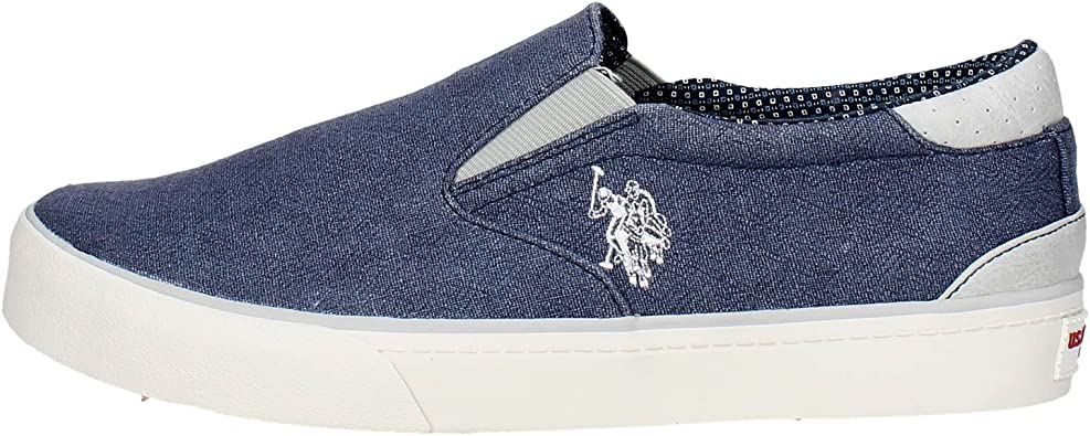 Us Polo Assn GALAN4107S7/TY1 Slip-on Zapatos Hombre Jeans 41