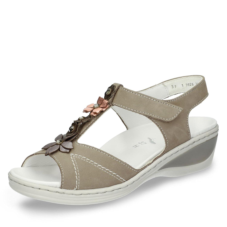 Ara Colmar 39002 Sandalo Donna Sottopiede Estraibile Zeppa  Taupe