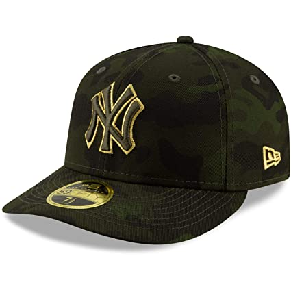 brand new 96651 f404f New Era New York Yankees 2019 MLB Armed Forces Day On-Field Low Profile  59FIFTY