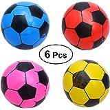 TOYMYTOY Balón de Fútbol Bolas Pelotas Juguetes Deportivos para Niños Color  al Azar 6 Piezas b9d19a01cb51b
