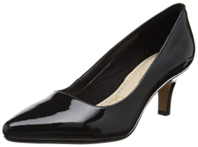 6463e52409 Clarks Women's Isidora Faye Closed Toe Heels: Amazon.co.uk: Shoes & Bags