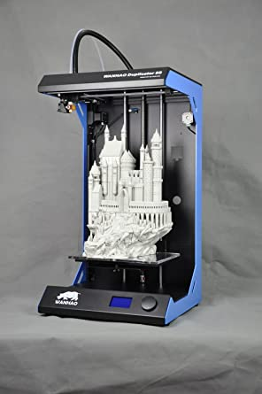 Wanhao Duplicator 5S Impresora 3D: Amazon.es: Industria, empresas ...