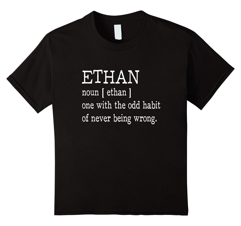 Ethan Definition First T Shirt Medium-Veotee