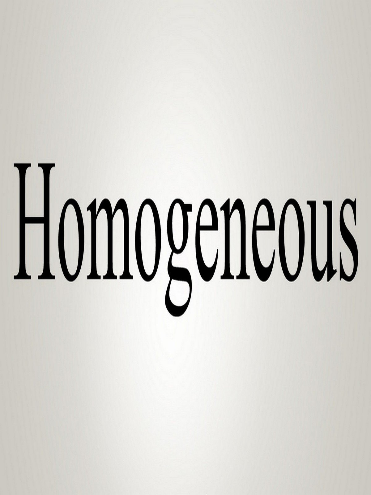 Watch How To Pronounce Homogeneous  Prime Video