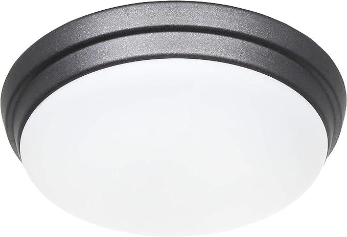 Luz para ventilador de techo ECO PLANO II 2763 - EP-LED (Negro ...
