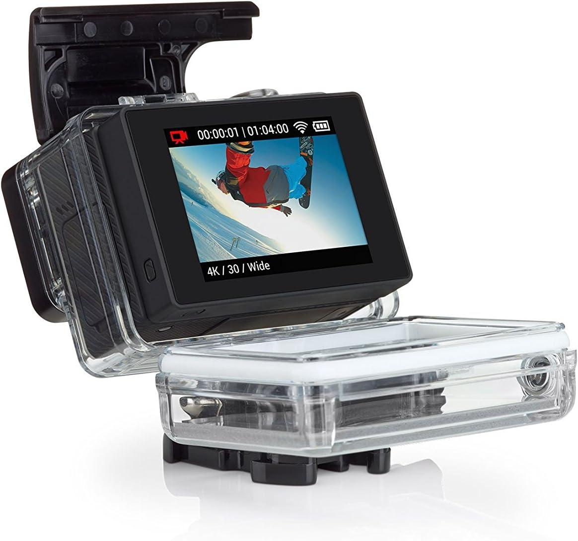 GoPro Alcdb-401 - Pack de Accesorios para cámaras Digitales, Color Negro: Amazon.es: Electrónica